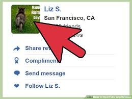 Pictures Reviews Yelp Spot 4 How with Wikihow Fake - Steps To