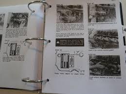 case 1845 uni loader skid steer service manual repair shop book case 1845 uni loader service manual