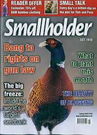 Small Holder Magazine Delectable Smallholder Magazine Subscription Buy At Newsstandcouk Self