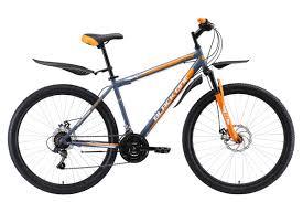 "<b>Велосипед BLACK ONE Onix</b> 27.5 D Alloy 18"" серый купить в ..."