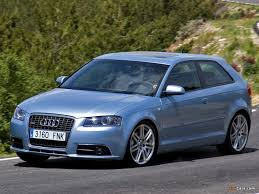 Audi A3 1.8T S-Line 8P (2005–2008) wallpapers (1024x768)
