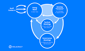 Holacracy Org Chart 4 Ways Holacracy Could Put Org Charts In A Spin
