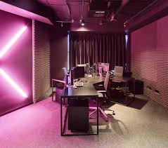 modern office colors. Dazzling Magenta Wall Color For Modern Office Interior What Are The Best Colors