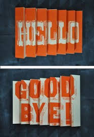 lenticular design o goodbye poster by manvsink on etsy find this pin and more on book