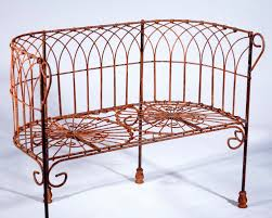 woven metal furniture. Wrought Iron 36 Woven Metal Love Seat Settee Click To Enlarge Furniture W