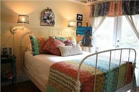 Bohemian Bedroom Vintage Cool Fascinating Bohemian Style Bedroom Decor