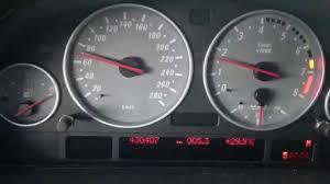 BMW 3 Series bmw 530i transmission : BMW 530i (E39) manual transmission gear indicator/ Ganganzeige bei ...