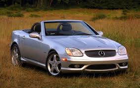2004 Mercedes-Benz SLK-Class - Information and photos - ZombieDrive