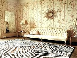 animal print area rugs. Leopard Rug 8x10 Print Area Zebra Animal Rugs T