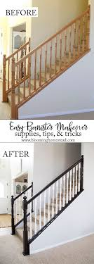 Stair Renovation Solutions Best 25 Stair Makeover Ideas On Pinterest Staircase Remodel