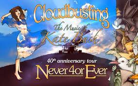 <b>Cloudbusting</b>: The Music of <b>Kate Bush</b> | Norwich Theatre