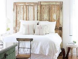 door headboard fit in naturally through small details View in gallery .