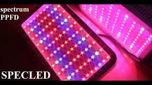 Обзор <b>светодиодных фитоламп</b> из Китая. <b>LED фитолампа</b> ...
