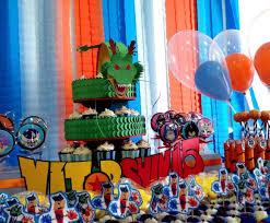Dragon Ball Z Decorations Themes Birthday Dragon Ball Z Party Decorations Themes Birthdays 33