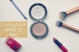 it s rare i anything other than high street make up but i do have the occasional more expensive item mac make up is something i often receive for my