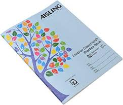 <b>AISLING</b> 229 x 178 mm Printed B 32 Page Secondary SCH Jotter ...