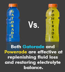 Powerade Vs Gatorade Sports Drink Brands Face Off