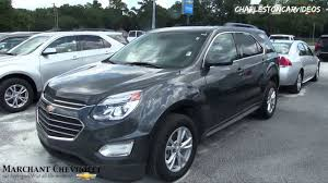 2017 Chevrolet Equinox LT | Preowned Car Review at Marchant Chevy ...