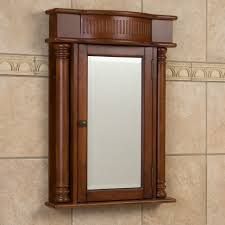 Bathroom Corner Cabinets Bathroom Corner Cabinet And Antique Brown Varnished Teak With F