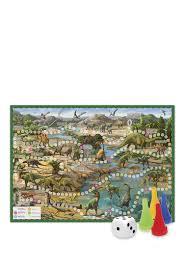 <b>Настольная игра</b>-ходилка с фишками Животный мир Земли: цвет ...
