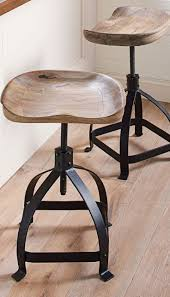 wooden seat bar stools. Impressive Extraordinary Wooden Tractor Seat Bar Stools 48 In Exterior House On O