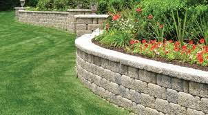 keystone retaining walls landscaping
