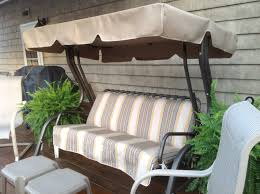 lovely patio swing cushions under deck swing porch swings on under deck oasis kitchen cabinets residence