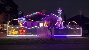 The Greatest Showman Christmas Lights Greatest Showman 2018 Computerised Melbourne Christmas Lights In Preston