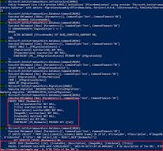 Microsoft Entityframeworkcore Design Using Ef Core In A Separate Class Library
