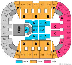 Eaglebank Arena Tickets And Eaglebank Arena Seating Charts