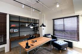 industrial home lighting. Industrial Lighting For Home Adds An Touch To The Office Design Style .