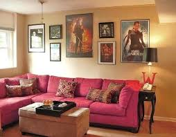 themed living room decor new home theater room ideas danielsantosjr