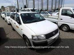 He is very much satisfied with our sales staff and our services. Used Toyota Probox Cars For Sale Sbt Japan Youtube