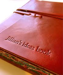 personalized leather day planner personalized leather journal hand made leather journals