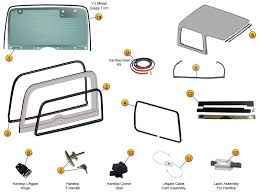 jeep hard top liftgate seals replacement parts morris 4x4 center jeep hardtop liftgate glass seals replacement parts