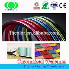 Pantone Ral Color Chart Electrostatic Coating Powder Ral K7 Color ...