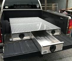 Truck Bed Storage Box Truck Bed Organizer Truck Bed Organizer Ideas ...