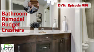 Bathroom Remodel Costs Breakdown Unexpected Budget Crushers