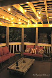 Costco Patio Lights The Best Outdoor Lights From Thrifty Decor Chick