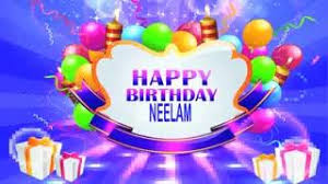 Neelam Riaz Happy Birthday To Me