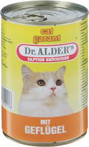"""<b>Консервы Dr. Alders</b> """"<b>Cat Garant</b>"""" для взрослых кошек, с курицей ..."""