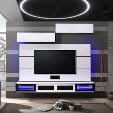 vd7050 8 set 1 wall mounted tv cabinet