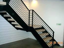 metal stair risers post steel stair stringer kit uk