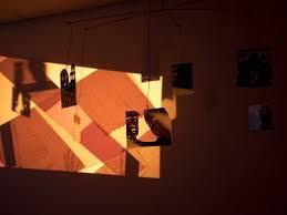 cassie riger news orange detail view 2018 114 x 150 x 124 motor paper metal plexiglass slide projector with 80 handmade slides
