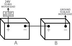 bgftrst marine battery wiring 101 cabela's 12 24 volt trolling motor wiring diagram at 36 Volt Trolling Motor Wiring Diagram