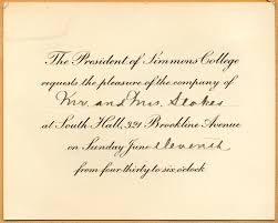 commencement invitations caroline invitation to commencement for mr and mrs stokes