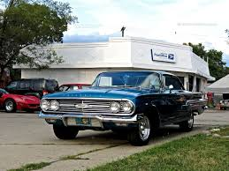 1960 Chevy Impala Spotted on Woodward Ave | Mind Over Motor