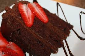 Moist And Delicious Homemade Chocolate Cake Recipe Just In Time