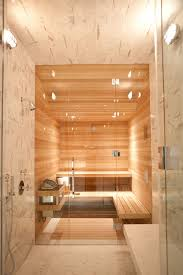 Steam Room contemporary-bathroom