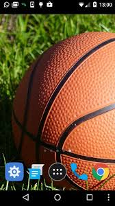 basketball ball live wallpaper for android
